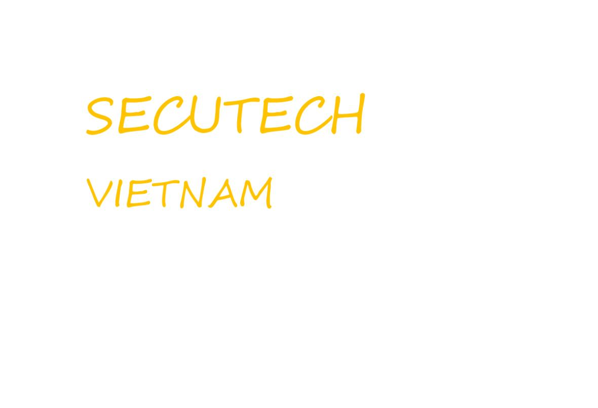 SECUTECH VIETNAM 2019